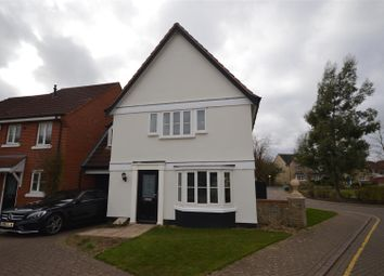 Thumbnail 3 bedroom link-detached house for sale in Vane Close, Thorpe St. Andrew, Norwich