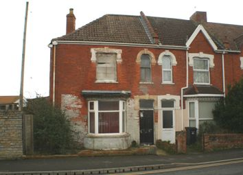 Thumbnail 3 bed end terrace house for sale in Ravensworth Terrace, Oxford Street, Burnham-On-Sea