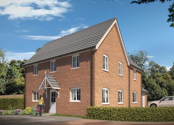 "Thumbnail 5 bed detached house for sale in ""The Kenton"" at Carsons Drive, Great Cornard, Sudbury"