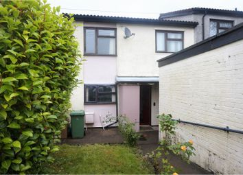 Thumbnail 3 bed terraced house for sale in Grays Gardens, Machen