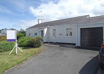 Thumbnail 3 bed detached bungalow for sale in Tyn Y Mur Estate, Morfa Nefyn, Pwllheli, Gwynedd