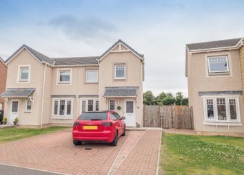 Thumbnail 3 bed semi-detached house for sale in Dunlin Crescent, Montrose
