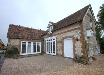 Thumbnail 3 bed detached house to rent in River Hill, Binsted, Alton