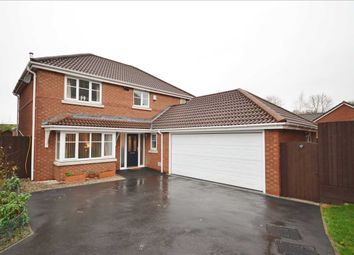Thumbnail 4 bed detached house for sale in Knowles Wood Drive, Chorley
