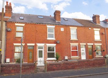 Thumbnail 3 bed terraced house for sale in Worksop Road, Mastin Moor, Chesterfield