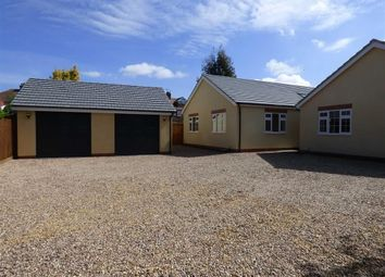 Thumbnail 2 bed detached bungalow for sale in The Brambles, Bilton Village, Rugby