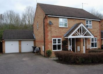 Thumbnail 2 bed semi-detached house to rent in Cabot Close, Ashby Fields, Daventry