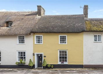 Thumbnail 2 bed terraced house for sale in The Square, Puddletown, Dorchester