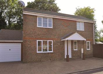 Thumbnail 3 bed detached house for sale in Hampden Road, Ashford