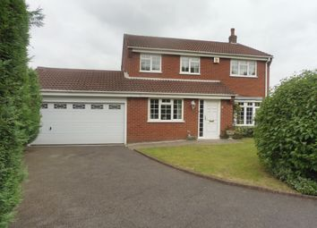 Thumbnail 5 bed property to rent in Hainfield Drive, Solihull