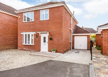 Thumbnail 3 bed detached house for sale in Dereham Road, Easton, Norwich