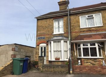 Thumbnail 2 bed terraced house for sale in Kings Road, Faversham