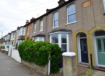 Thumbnail 3 bed terraced house for sale in Stanley Road, Herne Bay