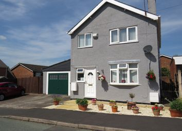Thumbnail 3 bed detached house for sale in Queen Street, Hednesford, Cannock