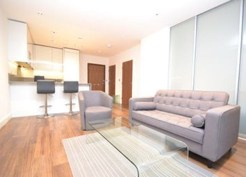 Thumbnail 1 bed flat to rent in Skyline House, Dickens Yard, Ealing
