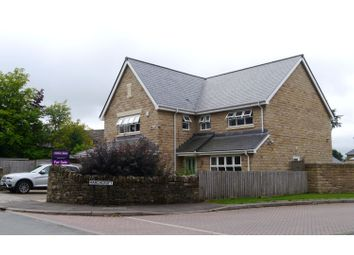 Thumbnail 5 bed detached house for sale in Marchcroft, Halifax