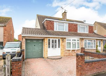 3 bed semi-detached house for sale in Durville Road, Headley Park, Bristol BS13