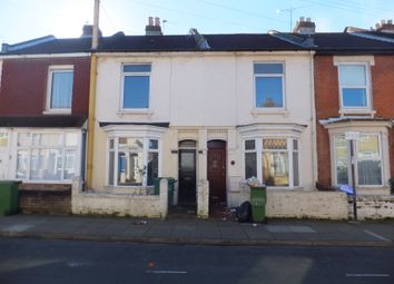Thumbnail 4 bedroom terraced house to rent in Clive Road, Fratton