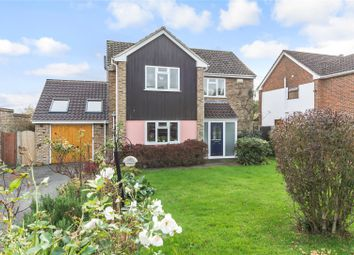 Thumbnail 3 bed detached house for sale in Foalhurst Close, Tonbridge, Kent