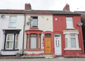 Thumbnail 3 bed terraced house for sale in Macdonald Street, Wavertree, Liverpool