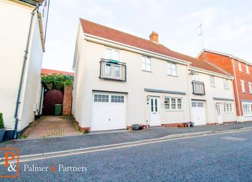 Thumbnail 4 bed end terrace house for sale in Parsonage Street, Halstead