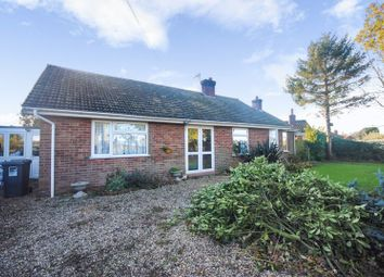 Thumbnail 3 bed detached bungalow for sale in Clipped Hedge Lane, Southrepps, Norwich