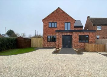 Thumbnail 3 bed detached house for sale in Station Avenue, South Witham, Grantham