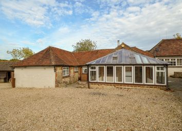 Thumbnail 2 bed detached bungalow to rent in Bury Gate House, Bury, Pulborough