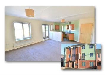 Thumbnail 2 bedroom flat to rent in The Portway, King's Lynn