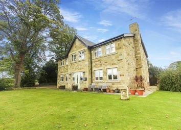 Thumbnail 4 bed detached house for sale in Lesbury, Alnwick, Northumberland