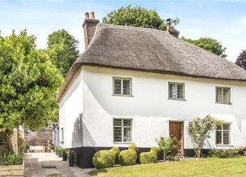 Thumbnail 2 bed semi-detached house for sale in Milton Abbas, Milton Abbas, Blandford Forum, Dorset