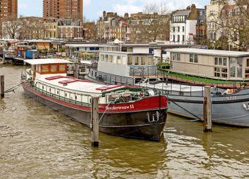 3 bed houseboat to rent in Cheyne Walk, Chelsea SW10