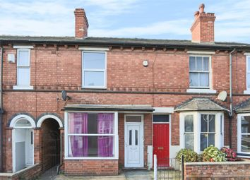 Thumbnail 2 bed terraced house for sale in Wallis Street, Basford, Nottingham