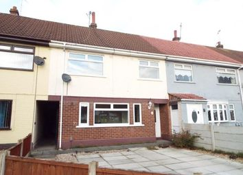 Thumbnail 3 bed terraced house for sale in Barnes Close, Halton View, Widnes, Cheshire