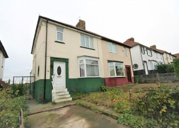 Thumbnail 3 bed semi-detached house for sale in 14 Spennithorne Road, Stockton-On-Tees, Cleveland