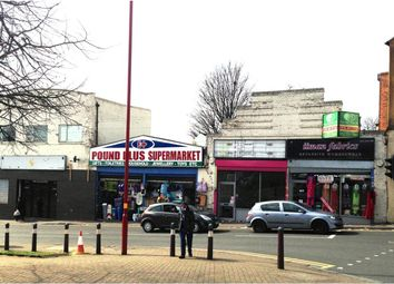 Thumbnail Retail premises for sale in Ninevah Road, Handsworth