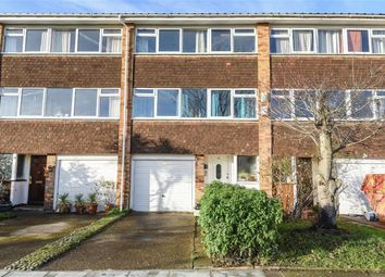 Thumbnail 3 bed terraced house for sale in Woodville Road, Richmond Upon Thames, Surrey