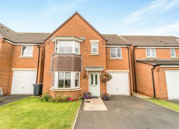Thumbnail 4 bed detached house for sale in Booths Lane, Great Barr, Birmingham