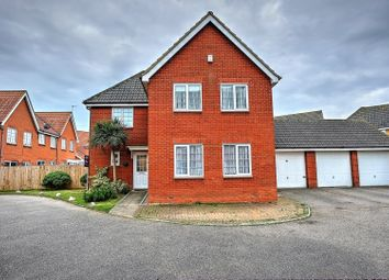 Thumbnail 4 bed detached house for sale in Abbeydale, Carlton Colville