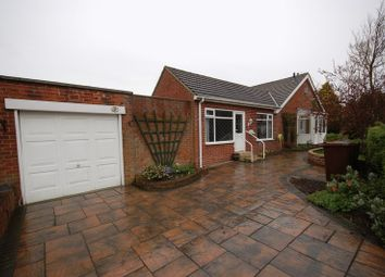 Thumbnail 2 bed semi-detached bungalow for sale in Weardale Avenue, Forest Hall, Newcastle Upon Tyne