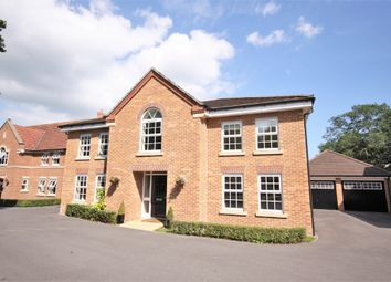 Thumbnail 5 bed detached house for sale in Carroll Close, Whiteley, Fareham