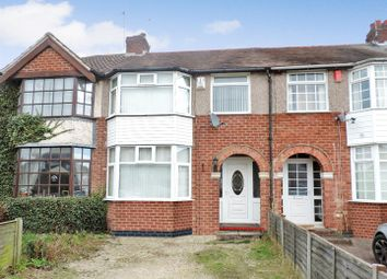 Thumbnail 3 bed terraced house to rent in Glover Street, Coventry