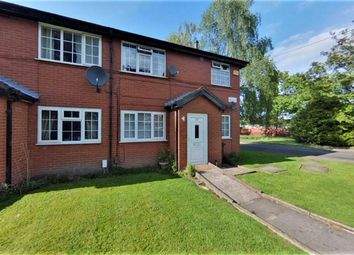 Thumbnail 2 bed flat for sale in Green Court, Adswood Lane West, Stockport
