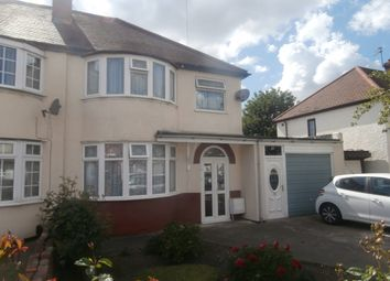 Thumbnail 3 bed semi-detached house to rent in Showell Road, Bushbury, Wolverhampton, West Midlads