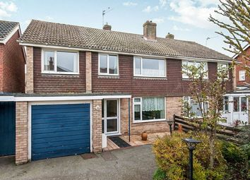 Thumbnail 5 bed semi-detached house for sale in Brook Street, Polegate