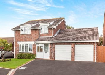 Thumbnail 4 bed detached house for sale in Dame Court Close, Weston-Super-Mare