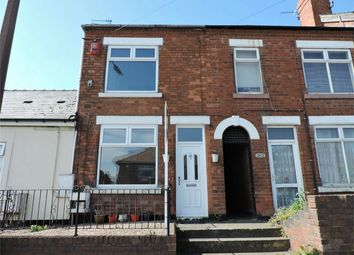 Thumbnail 3 bedroom end terrace house for sale in Somercotes Hill, Somercotes, Alfreton, Derbyshire