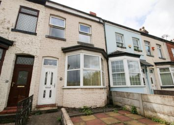 Thumbnail 2 bedroom terraced house for sale in Barton Road, Eccles, Manchester