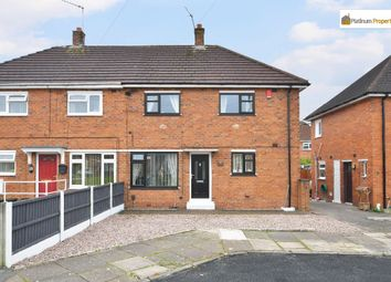 Thumbnail 3 bed semi-detached house for sale in Umberleigh Road, Newstead, Blurton
