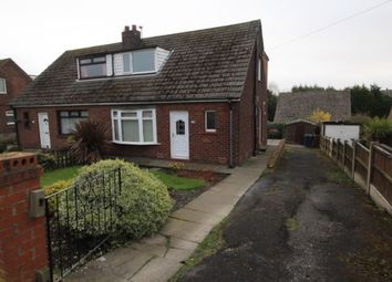 Thumbnail 3 bed bungalow for sale in Sandbrook Road, Orrell, Wigan